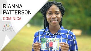 Rianna is the founder of Dominica Dementia Foundation, which aims to help ease the impact dementia has on individuals and families. The Queen's Young Leaders programme discovers, celebrates and supports exceptional young people from across the Commonwealth.Find out more at https://queensyoungleaders.comSubscribe ► http://bit.ly/1gXbQkj Visit Us ► http://comicrelief.comFacebook ► https://facebook.com/comicreliefTwitter ► https://twitter.com/comicrelief-------------------------------------------Thanks for all your support - sharing the video and leaving a comment is always appreciated. Please respect each other in the comments!Donate: https://www.comicrelief.com/donateOur mission is to drive positive change through the power of entertainment.© Comic Relief 2017. Registered charity 326568 (England/Wales); SC039730 (Scotland)