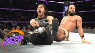 Nonton Mustafa Ali Vs  Tony Nese  Wwe 205 Live  June 12  2018 Film Subtitle Indonesia Streaming Movie Download