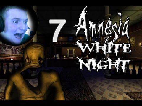 [ЭТО ВСЕ!?] Amnesia: White Night Прохождение Ч7