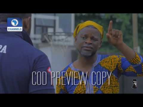 EN: Falz Plays Comic Character In Movie 'Couple Of Days'