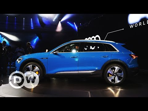 Audi e-tron-Weltpremiere in San Francisco | DW Deutsch