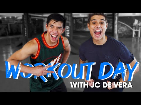 Extreme fat burning routine (No Equipments needed) with Coach Iggy | Workout Day with JC de Vera