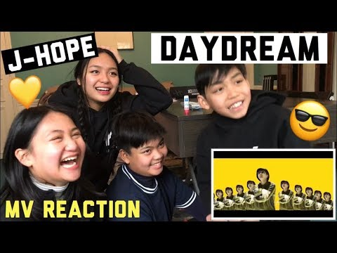 [ENG] French reaction to j-hope 'Daydream (백일몽)' MV l 4KPOP