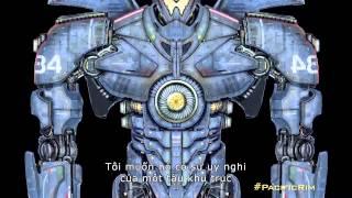 Pacific Rim: Quá trình thiết kế Jaeger [Khởi chiếu 19/7/2013]