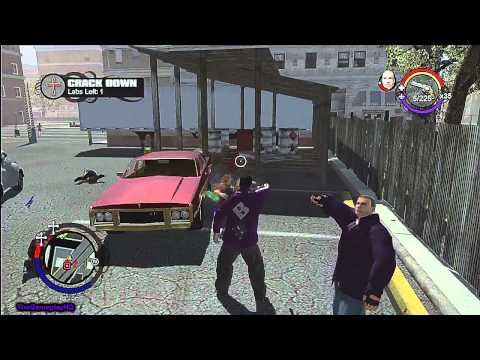 Saints Row Playthrough (part 3)