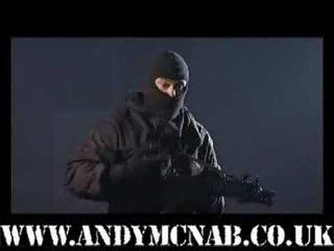 Mp5 - Andy McNab, author and member of the failed SAS mission Bravo Two Zero, explains the MP5 submachine gun. http://www.andymcnab.co.uk.