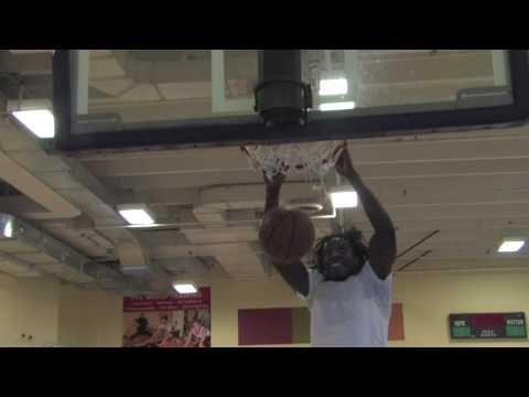 DeMarre Carroll Workout Webisode