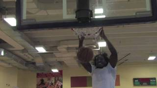 DeMarre Carroll Workout Webisode