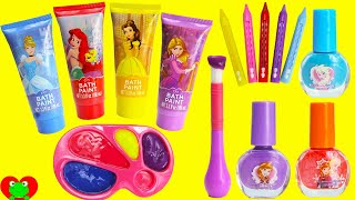 Video Disney Princess Bath Paints and Nail Polishes Surprises MP3, 3GP, MP4, WEBM, AVI, FLV Juli 2018