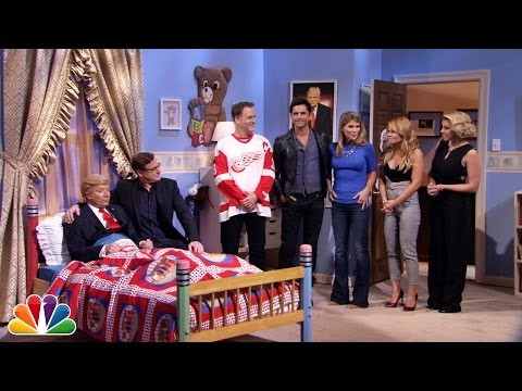 Trump & The Cast of Full House...Kinda Works?
