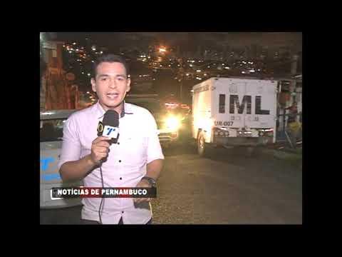 [BRASIL URGENTE PE] Jovem é assassinado no Vasco da Gama