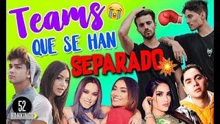 Video TEAMS DE YOUTUBE QUE SE HAN SEPARADO - 52 Rankings MP3, 3GP, MP4, WEBM, AVI, FLV Desember 2018