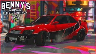 Nonton TUTORIAL | CREATE TOKYO DRIFT EVO WITH SULTAN RS | NEW GTA 5 JANUARY DLC Film Subtitle Indonesia Streaming Movie Download