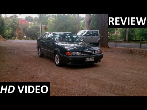1997 Saab 9000 CS Turbo Review