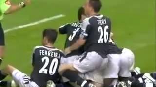 Hernan Crespos Traumtor gegen Wigan