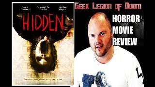 HIDDEN 3D ( 2011 ) Horror Movie Review