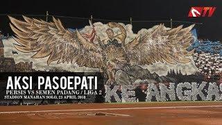Video AKSI PASOEPATI PERSIS SOLO VS SEMEN PADANG FC LIGA 2 - 2018 MP3, 3GP, MP4, WEBM, AVI, FLV September 2018
