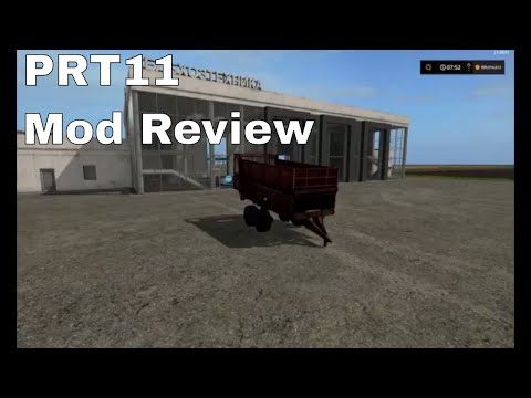 PRT-11 Farming simulator 17 v1.0