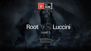 ROOT vs Luccini, game 2