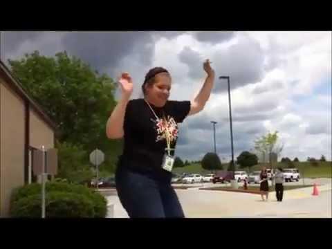 Jeffries Elementary Teachers are HAPPY