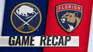Panthers explode for four goals in 3rd period by NHL