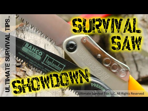 survival - Let's Check Out 6 of the BEST Packable, Folding Saws for Bug Out Bags, Bushcraft, Survival, Camping and Emergencies... Welcome to the Survival Saw Showdown. If you want to make your life...