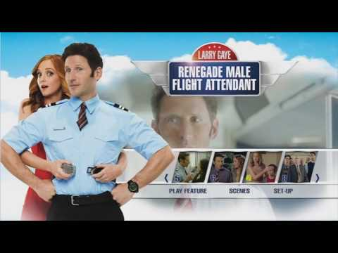 Larry Gaye - Renegade Male Flight Attendant 2016 DVD Menu Preview