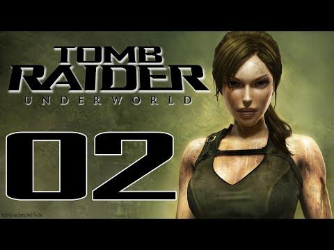 tomb raider underworld playstation 2 walkthrough and game guide