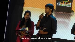 Srikanth and Viji Chandra Shekar at Soulmates Foundation Awards 2014