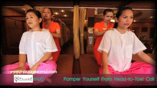 My Friend Massage Koh Samui Thailand