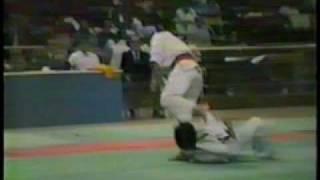 Judo equipo nacional y federaciones varias años  80-90
