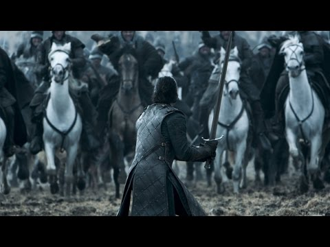 Video [Game Of Thrones] Jon snow in the battle of winterfell - Best part download in MP3, 3GP, MP4, WEBM, AVI, FLV January 2017
