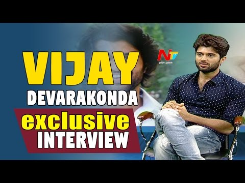 Exclusive Interview With Vijay Devarakonda