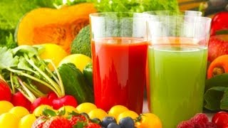 3 Day Detox Juice Cleanse Dr Oz - YouTube