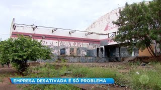Moradores de Bauru enfrentam problemas com prédio abandonado