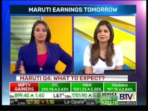 BTVi The Trading Day, 26 April 2017 - Mr. Mayuresh Joshi, Angel Broking