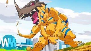 Nonton Top 10 Digimon Battles Film Subtitle Indonesia Streaming Movie Download