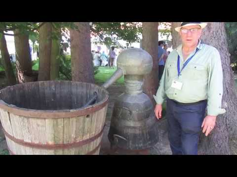 Ancient Distillation System For Rose Oil and Rose Water