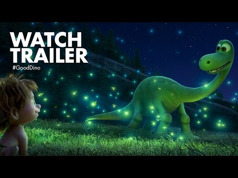 Disney Pixar s The Good Dinosaur Official