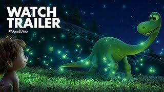The Good Dinosaur   Official Us Trailer