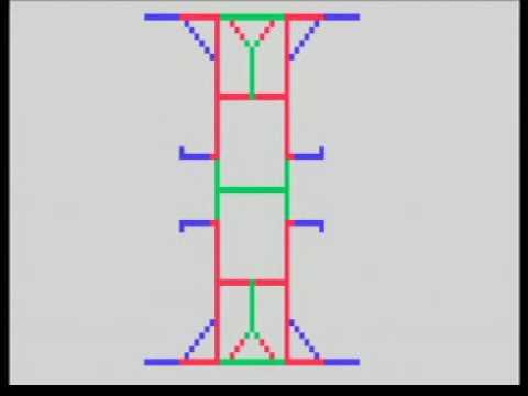 Fairchild Channel F Videocart 1: Quadra-Doodle