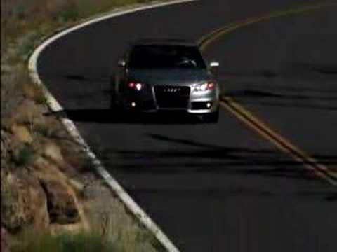 2007 Audi RS4 by Edmunds' Inside Line