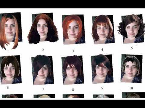 Essayage coupe cheveux virtuelle - 91.121.113.106