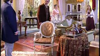 Simão avisa que Cunha está se preparando para fugir. Rodrigo e Simão vão atrás de Cunha. Aurélia e Fernando expulsam Lemos de sua casa.
