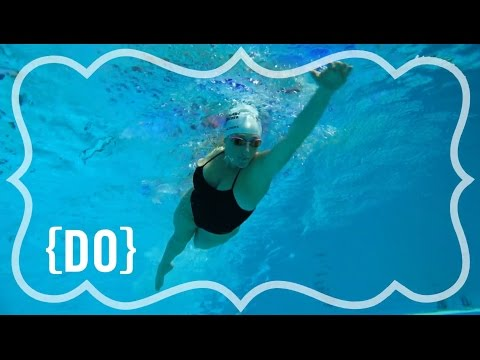 Hip - As featured in the September-October 2014 issue of SWIMMER magazine, Cokie Lepinski of SwymNut Masters shows us how to engage our hips when swimming backstro...