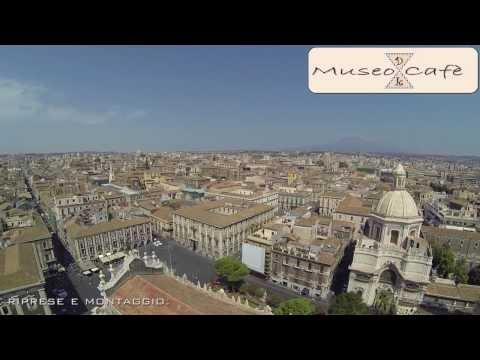 stupendo video: catania vista dall'alto.
