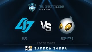 Dignitas vs CLG, game 1
