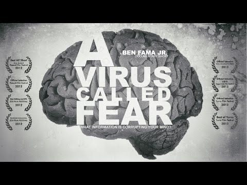 Fear - Facebook: https://www.facebook.com/benfamajr Twitter: https://twitter.com/#!/benfamajr (@benfamajr) Very few people understand the programming of fear, and w...