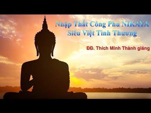Nhập Thất Công Phu NIKAYA - Siêu Việt Tình Thường