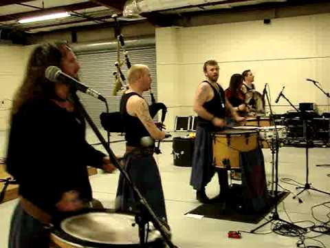 Albannach - Hornpipes From Hell 2/25/2012